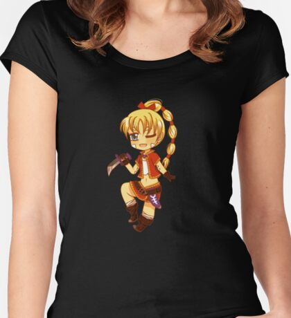 Kid the Thief Women's Fitted Scoop T-Shirt