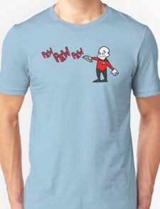 Pew Pew Picard  T-Shirt