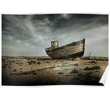 Dungeness Relic Poster