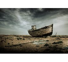 Dungeness Relic Photographic Print