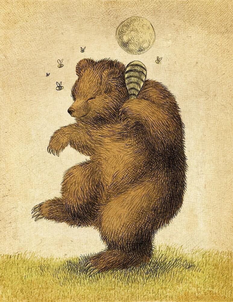 Honey Bear by Eric Fan