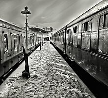 Catching The Train by Jim Kernan