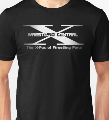 Wrestling Central X Unisex T-Shirt
