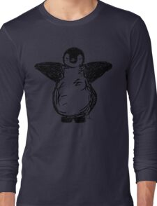 Penguin hug! Long Sleeve T-Shirt