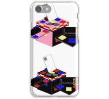 Retro Classics Design Box iPhone Case/Skin