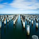 Princes Pier by Malcolm Katon