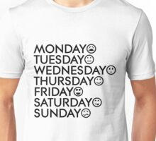 Typical Week Unisex T-Shirt