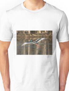 Flying A Dusk Unisex T-Shirt