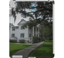 Frampton House SC iPad Case/Skin