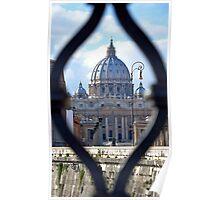 Vatican View! Poster