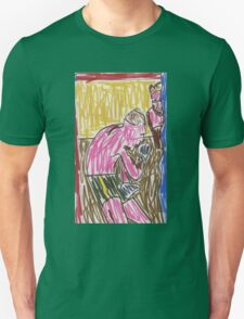"""Drawing: """"Francis Bacon Archive I (2010) (Boxing)"""" by artcollect Unisex T-Shirt"""