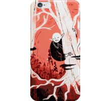 Forest Vampire iPhone Case/Skin
