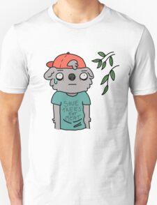 Carnivore Koala Unisex T-Shirt