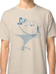 Dot Com Life Style Classic T-Shirt