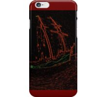 Storm Sailing iPhone Case/Skin