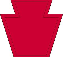 28th Infantry Division 'Keystone' (United States) by wordwidesymbols