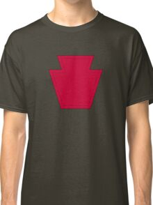 28th Infantry Division 'Keystone' (United States) Classic T-Shirt