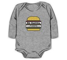 Big Kahuna Burger One Piece - Long Sleeve