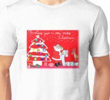 Kids Christmas Tee Unisex T-Shirt