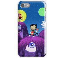 Spacemonkey Adventure iPhone Case/Skin