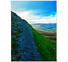 The Path Ahead Photographic Print