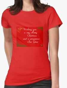 Red Holly T-Shirt