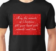 Miracle of Christmas Unisex T-Shirt
