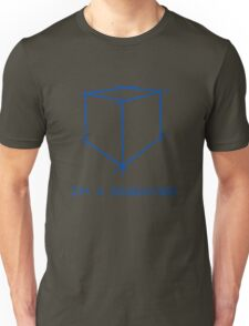 I'm a designer Unisex T-Shirt