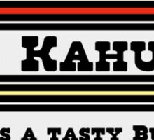 Big Kahuna Tasty Burger Sticker