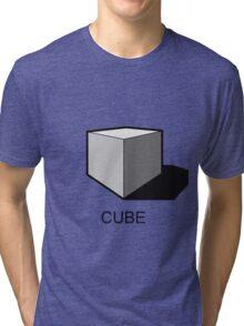 Perfect cube 2 Tri-blend T-Shirt