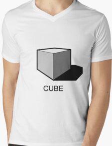 Perfect cube 2 Mens V-Neck T-Shirt