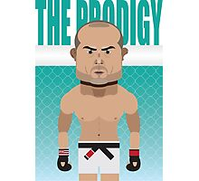 B.J. The Prodigy Penn. Photographic Print