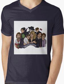 Save Louise Mens V-Neck T-Shirt
