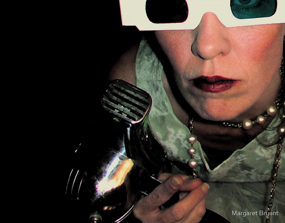 It's a Ray-Gun, NOT a Hair-dryer.  A Ray-Gun!!! by Margaret Bryant