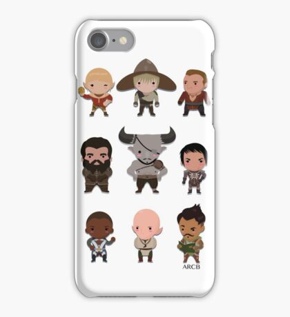 Cutequisition iPhone Case/Skin