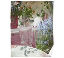 Country Vintage - Cottage No.3 Poster
