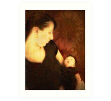Mother & Child Art Print