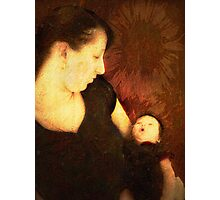 Mother & Child Photographic Print