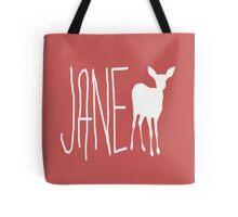 Life Is Strange - Jane Doe -White Tote Bag