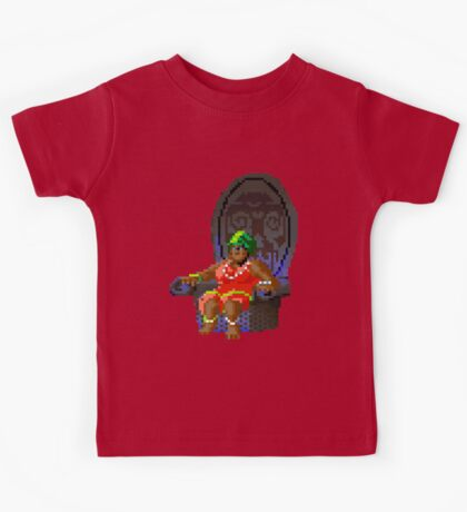 The Voodoo Lady! (Monkey Island 2) Kids Tee