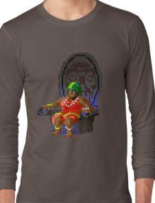 The Voodoo Lady! (Monkey Island 2) Long Sleeve T-Shirt
