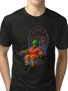 The Voodoo Lady! (Monkey Island 2) Tri-blend T-Shirt