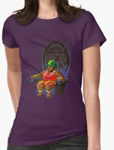 The Voodoo Lady! (Monkey Island 2) Womens Fitted T-Shirt