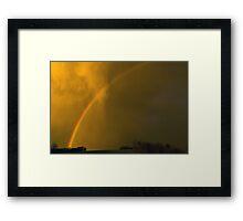 God's Promise Framed Print