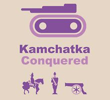 Risiko Kamchatka Violet Unisex T-Shirt