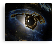 Real or Imagined Universal Eye Canvas Print