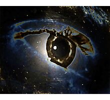 Real or Imagined Universal Eye Photographic Print