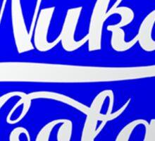 Nuka Cola Bottle Cap Shirt Sticker