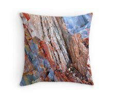 Cascades Throw Pillow