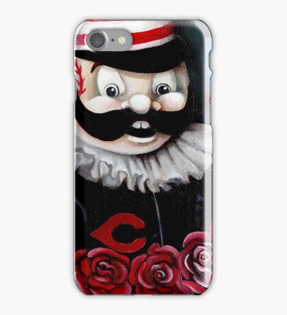 RENAISSANCE REDS iPhone Case/Skin